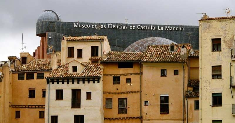 Museo de la ciencia de Castilla la Mancha