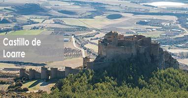asalto al castillo. Castillo de Loarre