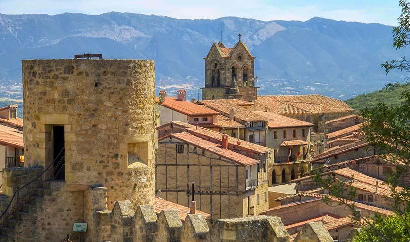 Pueblos medievales para ir con niños en la provincia de Burgos