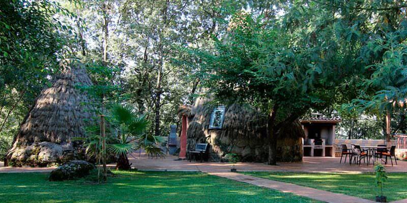 Casa rural Las Cabañas