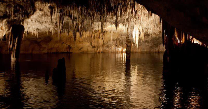 Las cuevas del Drach