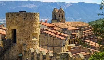 7 Pueblos medievales para ir con niños en la provincia de Burgos. Rutas con hijos
