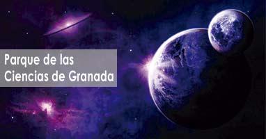 Noches de Astronomía. Parque de las ciencias de Granada