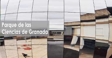 Planetario. Parque de las ciencias de Granada